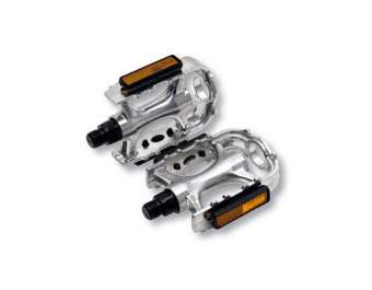 Pedals Plataforma VP Light plata