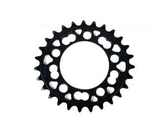 Plat Rotor Q-ring 27 dents XC2 5 braços