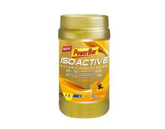 Pot Powerbar Isoactive 600 gr.