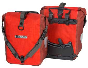 Alforges posteriors Ortlieb Bag Roller Plus Rear QL2.1