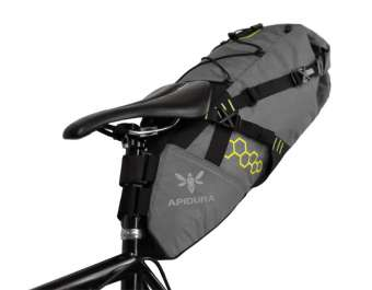Bossa de selló Apidura Saddle Medium
