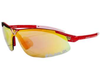 Ulleres de sol Eassun Xlight Clear Red