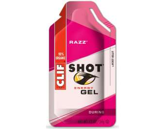 Gel energètic Clif Shot Gel de gerds