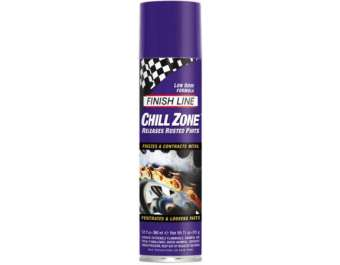 Netejador de cadena Finish Line Chill Zone