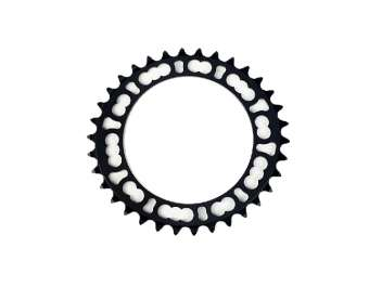 Plat Rotor Q-ring Shimano compac 34 dents